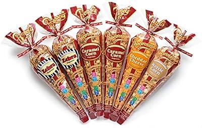 Popcornopolis Best Of Popcornopolis Gourmet Popcorn, Variety Pack