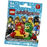 Lego Minifigures Series 5 - Lucky Dip Bag - 1 figure supplied