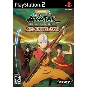 Download Avatar: The Burning Earth 2007 – PS2