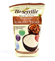 Blanched Almond Meal Flour, 5 lb. from Honeyville Grain