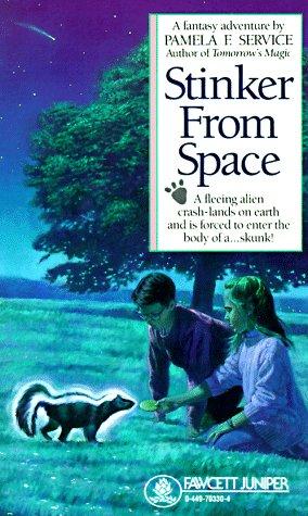 Stinker from Space, PAMELA F. SERVICE