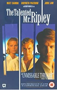 The Talented Mr. Ripley [VHS] [1999]