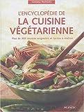 echange, troc Nicola Graimes - L'encyclopédie de la cuisine végétarienne
