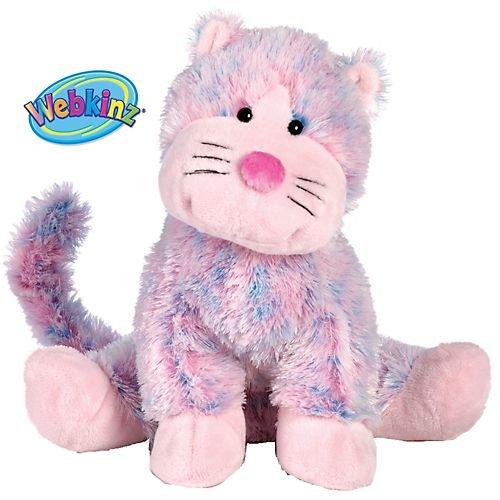 Bubblegum Cheeky Cat Webkinz