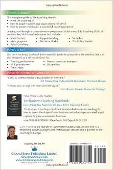 The life coaching handbook curly martin