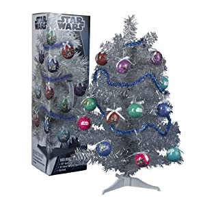 Star Wars 14-Piece Mini Tree Set, 23-Inch