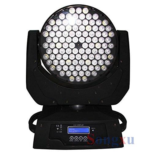 Songxu 3W*108 Rgbw Led Moving Head Light Led Washer Light Stage Equipment Washer