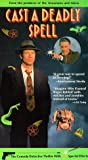 Cast a Deadly Spell [VHS]