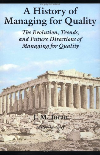 A History of Managing for Quality