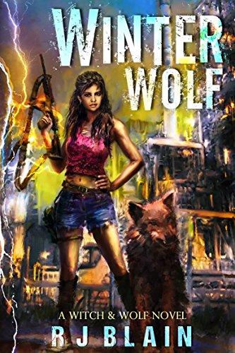 Winter Wolf by RJ Blain ebook deal