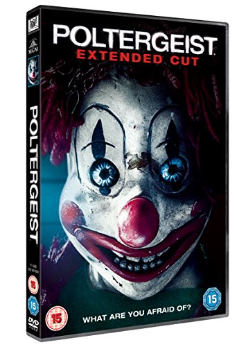 Poltergeist - Extended Cut [DVD] [2015]
