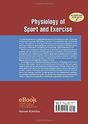 Physiology of Sport and Exercise with Web Study Guide, 5th Edition