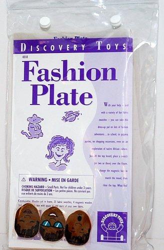 Discovery Toys Fashion Plate Doll Fashions African American - Buy Discovery Toys Fashion Plate Doll Fashions African American - Purchase Discovery Toys Fashion Plate Doll Fashions African American (Discovery Toys, Toys & Games,Categories,Dolls,Playsets,Fashion Doll Playsets)