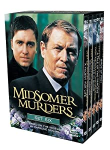 Midsomer Murders: A Talent for Life / Death and Dreams / Painted in Blood / A Tale of Two Hamlets / Birds of Prey
