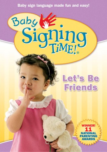 Baby Signing Time! Vol 4: Let's Be Friends