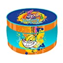 Warner Brothers Color Burst Large Round Storage Ottoman, Looney Toons Bugs Bunny