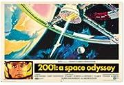 ポスター 2001年宇宙の旅 2001:A SPACE ODYSSEY スタンリーキューブリック