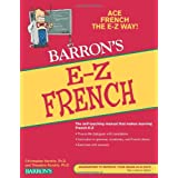 E-Z French (Barron's E-Z Series)