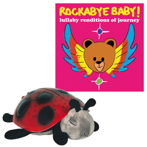 Cloud B Constellation Twilight Ladybug With Rockabye Baby Lullaby Renditions, Journey front-839456
