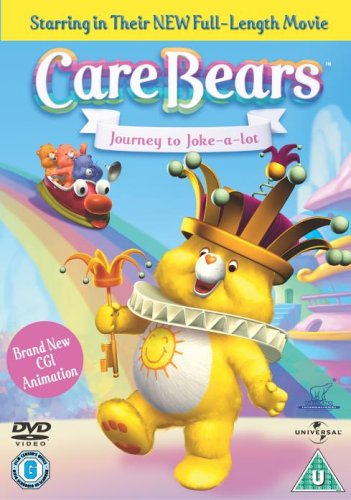 Care Bears / Journey To Joke-A-Lot [Import Anglais] front-335821