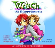 The Disappearance: W.I.T.C.H. Book 2 by Elizabeth Lenhard and Blaze Berdahl