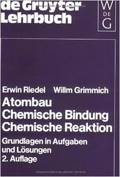 atombau chemische bindung chemische reaktion grundlagen in aufgaben und l sungen chemische. Black Bedroom Furniture Sets. Home Design Ideas