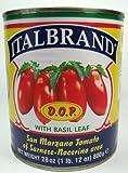 Italbrand, San Marzano Tomatoes D.O.P., 28 Ounce Can