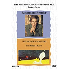 【クリックでお店のこの商品のページへ】Rosamond Bernier: Modern Masters - Miro I Knew [DVD] [Import]