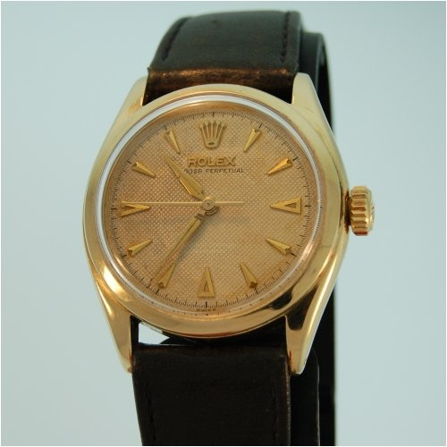 Buy Vintage/Antique watch: Rolex 14k Gold, Oyster Perpetual, Automatic, 1950′s