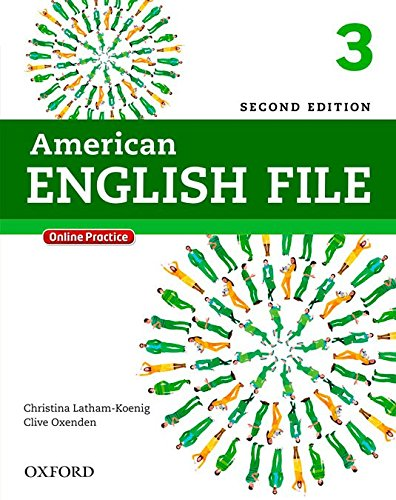American English File Second Edition 3 Student Book Pack: With Online Practice
