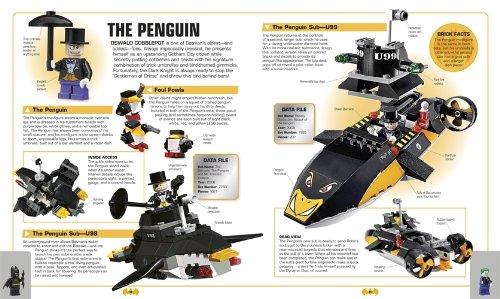 LEGO Batman Visual Dictionary: The Visual Dictionary (Dc Universe Super Heroes)