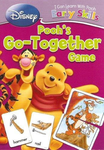 Disney Pooh's Go-Together Game