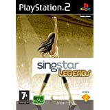 SingStar Legends - Solus (PS2)by Sony