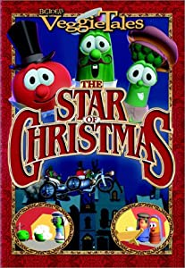 Veggie Tales The Star Of Christmas by Big Idea