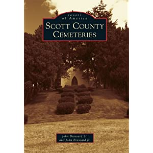 Scott County Cemeteries (Images of America)