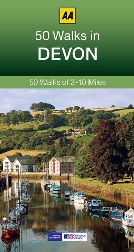 Devon: AA 50 Walks (50 Walks in)