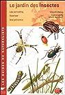 Le jardin des insectes : Les connaitre, favoriser leur présence