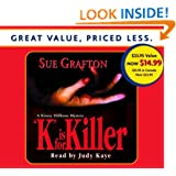 K Is For Killer (Kinsey Millhone Mystery)