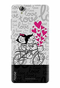 Noise Journey Of Love Printed Cover for Acer Z630/AcerZ630S