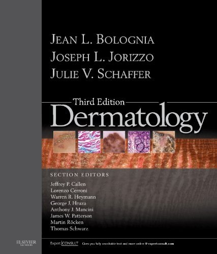 Dermatology: Expert Consult Premium Edition - Enhanced Online Features and Print