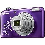 Nikon COOLPIX L31 Kit - Cámara, diseño Violeta Arte
