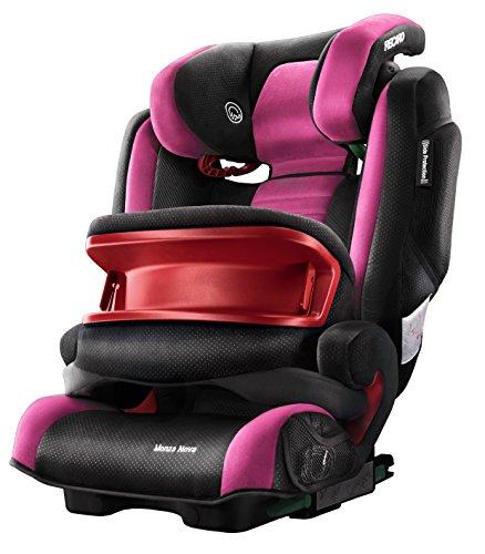Recaro 6148.21211.66 Seggiolino Auto Monza Nova Is, Gruppo I, II, III, Pink