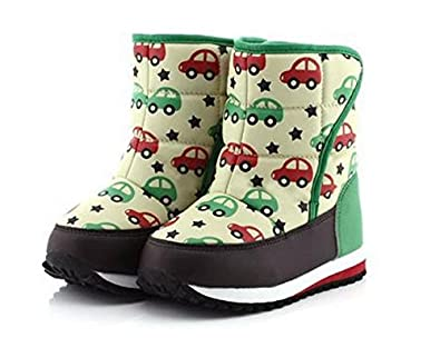 Toddler Winter Boots Cartoon Girls Toddler Girl Shoes Size 10
