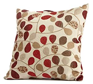 Amazon Com Brentwood Bayberry Woven Decorative Pillow