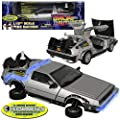 Back to the Future II DeLorean Vehicle Exclusive