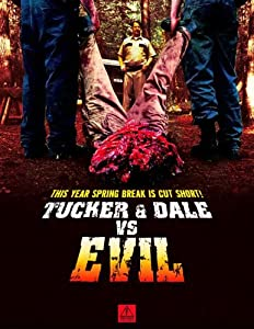 Tucker & Dale vs Evil - Movie Poster - 11 x 17