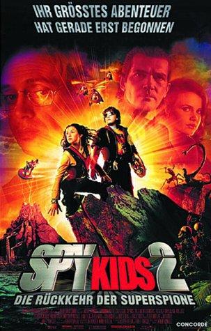 Spy Kids 2 - Die Rückkehr der Superspione [VHS]