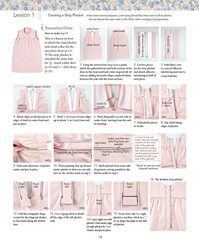 sew sweet handmade clothes for girls 22 easytomake
