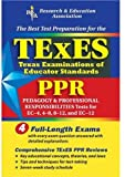 img - for TExES PPR (REA) - The Best Test Prep for the Texas Examinations of Educator Stds (Test Preps) book / textbook / text book