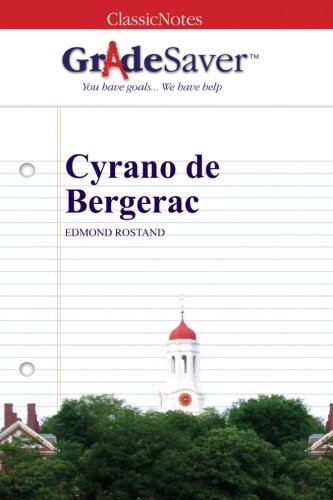 a summary of cyrano de bergerac by edmond rostand Wherever a translation of the famous cyrano de bergerac exists, the lasting fame of the french poet-dramatist edmond rostand is assured in fact, all three of his.